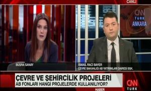 Başkanımız Sn. İsmail Raci BAYER, ulusal bir haber kanalına canlı yayın konuğu oldu.
