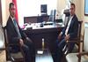 Safranbolu Belediye Başkanı Sayın Dr. Necdet Aksoy, Sayın Ferruh Parmaksız'ı ziyaret etti.