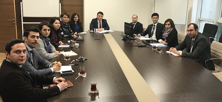 Within the scope of the Ministry's Quality Management System Studies, The Internal Audit Meeting of 2016 was held in Our Department.