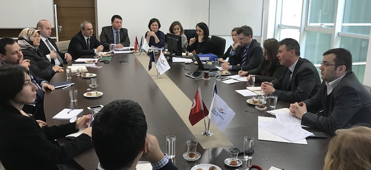 Kick-off Meeting was held for EIA capacity enhancement project in the Ministry of Environment and Urbanization