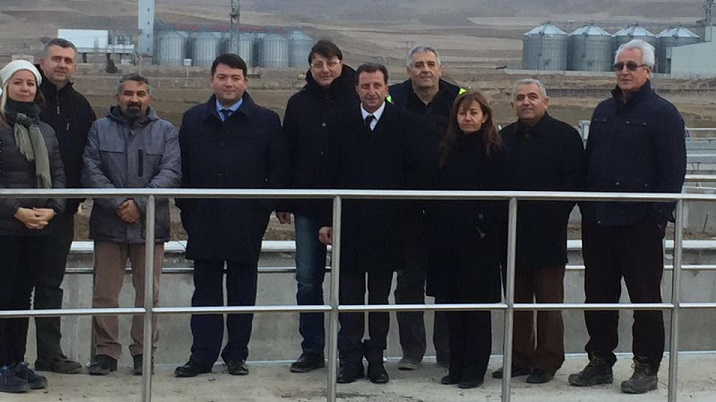 The 9th Steering Comitee Meeting on Polatlı Wastewater Project