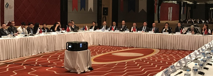 The 20th Sectoral Monitoring Committee Meeting of Environment Operational Programme being implemented under the IPA I Period was held on Ankara