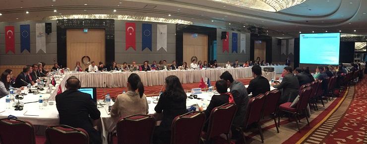 The 2 nd Sectoral Monitoring Committee Meeting of IPA-2 was held by the presidency of the Deputy Undersecretary of the Ministry Mr. Refik TUZCUOĞLU, in Ankara.