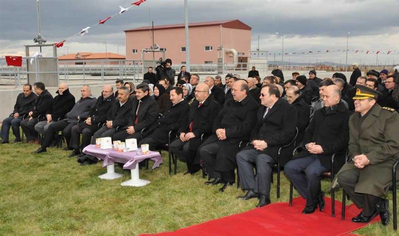 Afyonkarahisar İleri Biyolojik Atıksu Arıtma Tesisi Başbakanımız Sayın Recep Tayyip Erdoğan tarafından toplu açılışla birlikte açıldı.