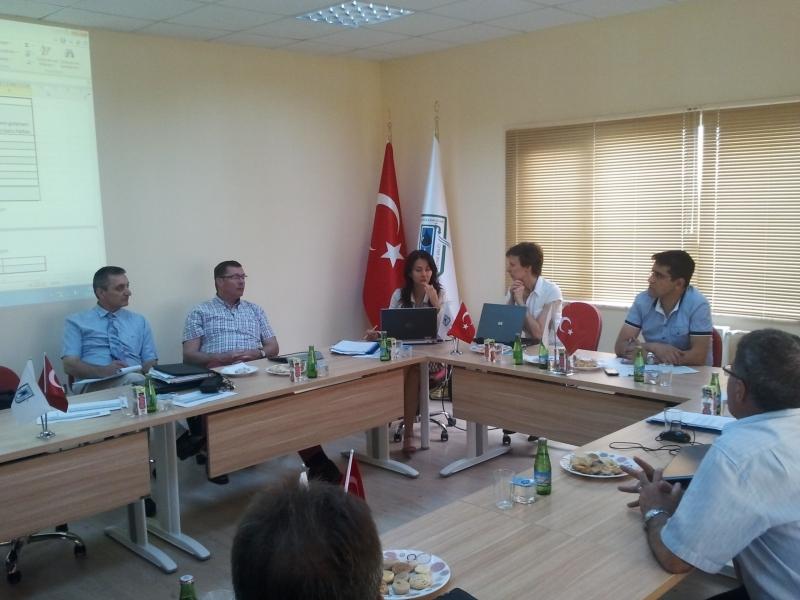 Türkiye'de Su Birliklerinin Tanımlanması ve Geliştirilmesi Proje Çalıştayı