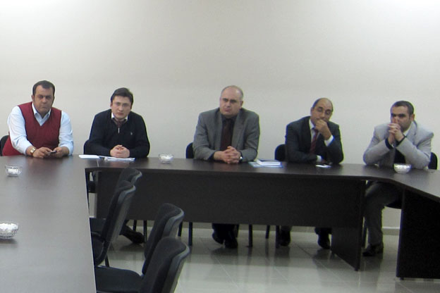 Yapı Denetim Kuruluşları İle Bilgilendirilme Toplantısı