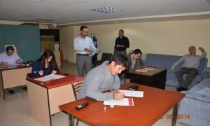 Başlangıç ve Orta Seviye CBS Eğitimi Sınavı