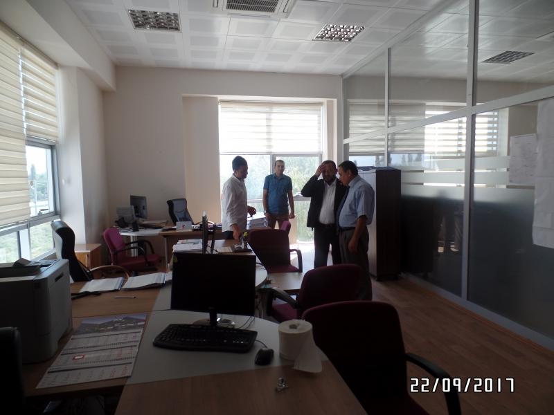 Aksaray Milletvekili Mustafa Serdengeçti 'nin Ziyareti