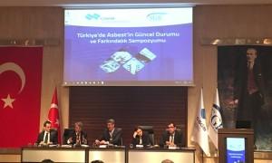 Türkiye'de Asbest'in Güncel Durumu Ve Farkındalık Sempozyumu