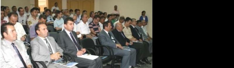 Antalyada toplantı