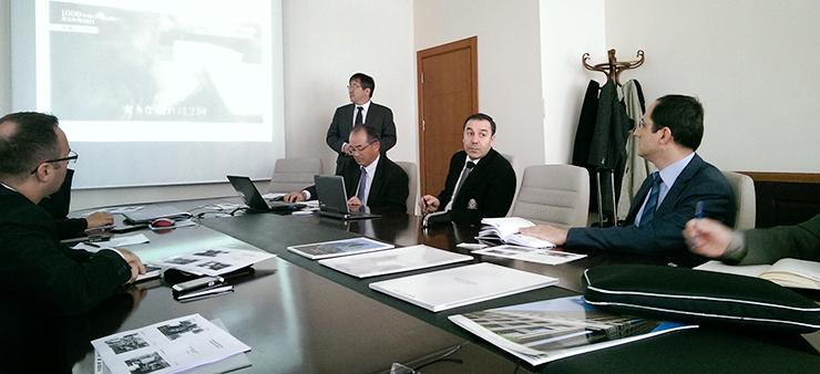 Japan Sumitomo Real Estate Development Company Presented Seismic Isolator Applications