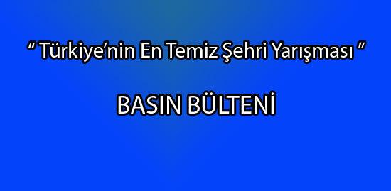Türkiye'nin En Temiz Şehri Yarışması