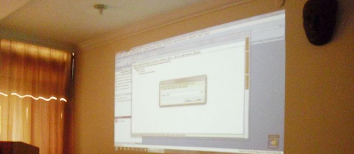 Oska Yazılım Firması Tarafından İl Müdürlüğümüzde Bilgilendirme Toplantısı Yapıldı