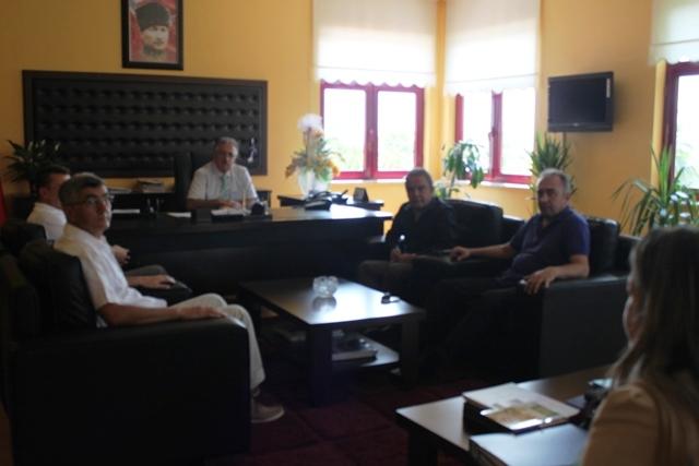 Konyaaltı Belediye Başkanı Sayın Muhittin BÖCEK