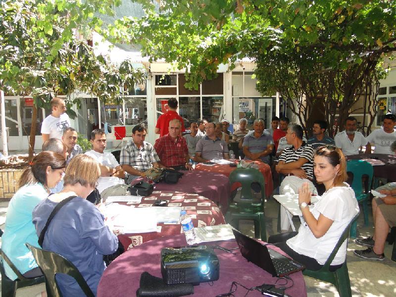 Finike Gökliman Su Ürünleri San.İth.İhr.veTic.Ltd.Şti. tafaından yapılması planlanan `Su Ürünleri Yetiştirme Tesisi` Projesi Halkın Katılım Toplantısı Yapılmıştır.