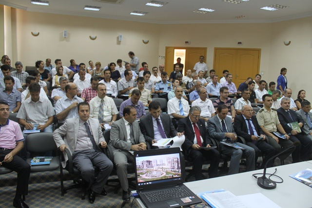Afet Riski Altındaki Alanların Dönüştürülmesi Hakkında Kanun Bilgilendirme Toplantısı