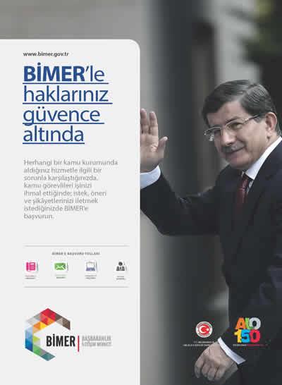 BİMER-Başbakanlık İletişim Merkezi
