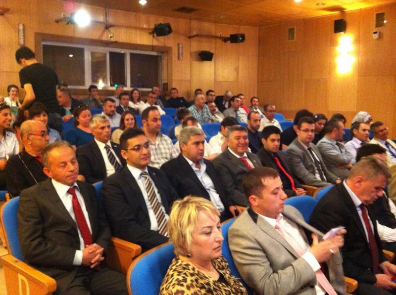 İlimizde Kentsel Dönüşüm Bilgilendirme Toplantısı Gerçekleştirilmiştir.