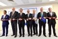 Bakan Özhaseki Sodex Ankara Fuarı'nın açılışına katıldı.