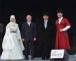 Bakan Özhaseki Çerkez Festivali'ne katıldı