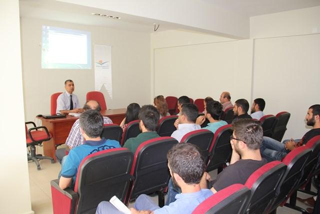Yapı Denetim Firmalarının Temsilcileri ile Toplantı Yapıldı.