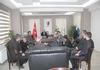 Altyapı ve Kentsel Dönüşüm Genel Müdür Yardımcısı İl Müdürlüğümüzü Ziyaret Etti