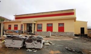 Gökçedere İlkokulu Spor Salonu