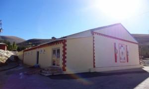 Polis Meslek Yüksek Okulu WC Yapımı