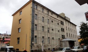 Valilik Ek Hizmet Binası Onarımı