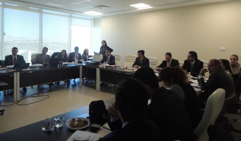 2nd Steering Committee Meeting was Held