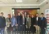 MHP Temsilcilerinin Müdürlüğümüzü ziyareti.