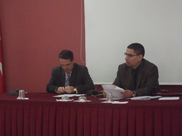 Yapı Denetim Hizmet Bedelleri Hakkında Bilgilendirme Toplantısı