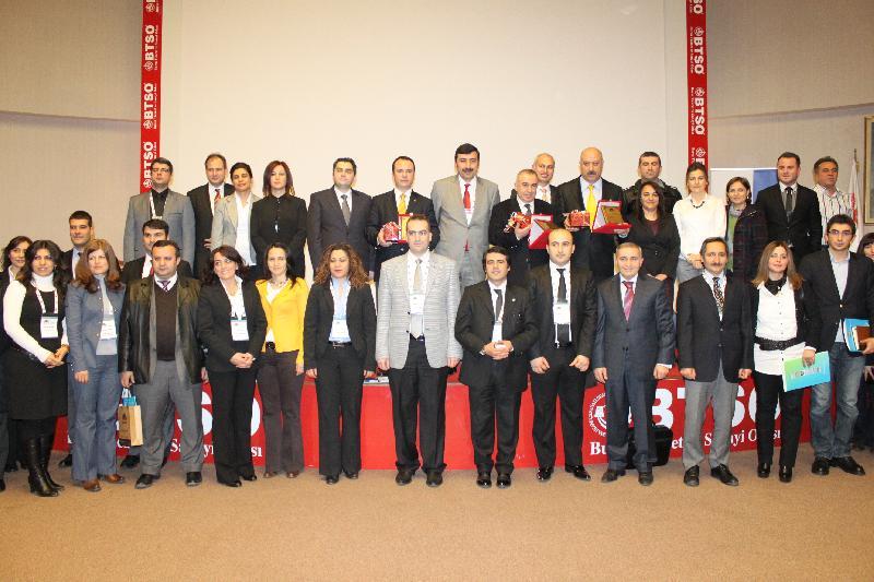 Atık Yönetimi ve Atık Sektörüne Yönelik Çalışmaları kapsamında düzenlenen organizasyona İl Müdürlüğümüzce de katılım sağlandı