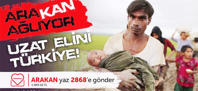 Myanmar Yardım Kampanyası