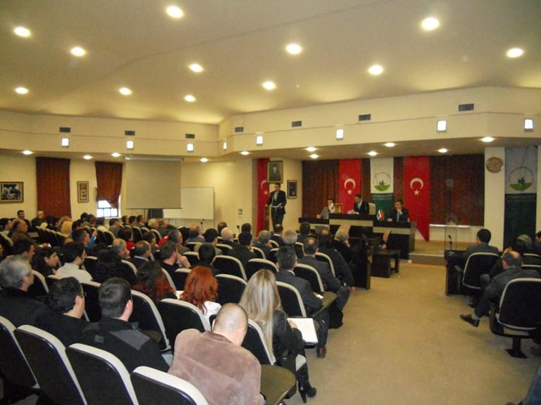 İl Müdürlüğümüzce Yapı Denetim Uygulamaları hakkında bilgilendirme toplantısı düzenlendi.
