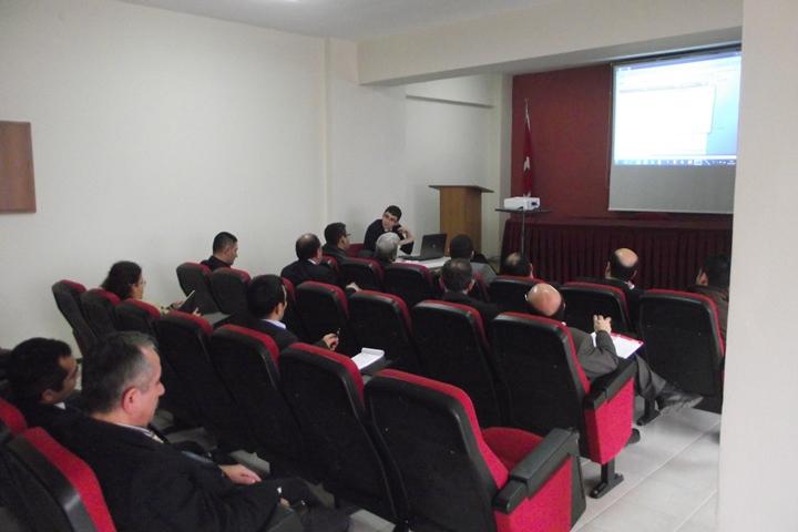 Oska e-hakedişCAD programının tanıtımı ve eğitimi düzenlenmiştir.