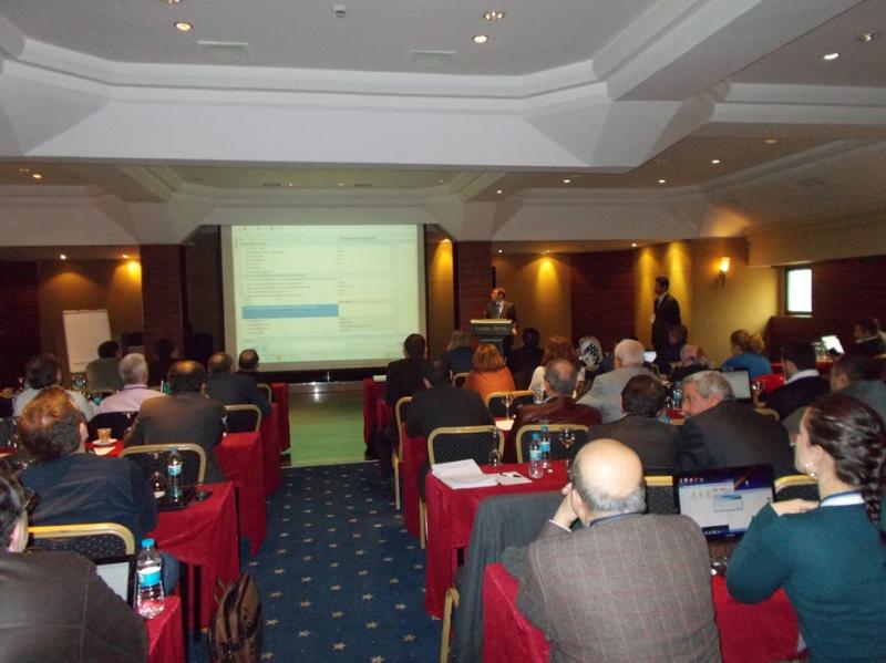 İlimizde 6306 Sayılı Kanun Uygulamalarında A.R.A.A.D.NET Yazılımı Eğitimi Yapıldı