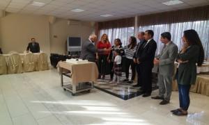 Eylül Ayında Doğum Günü Olan Personelin Doğum Günleri Müdürlüğümüz Sosyal Tesislerinde Personelin Katılımıyla Kutlandı