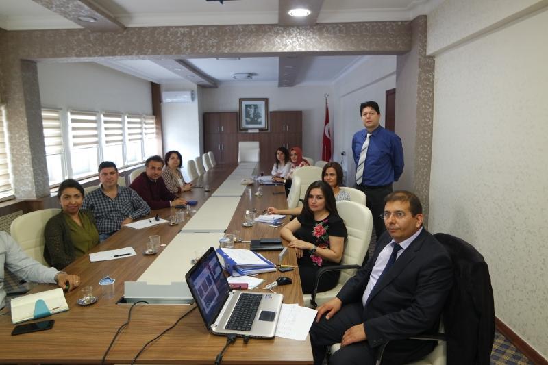 Çanakkale Temiz Hava Eylem Planı Hazırlama Komisyon üyeleri 02.05.2017 tarihinde toplandı.