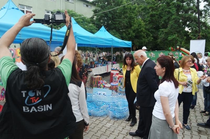 5 Haziran Dünya Çevre Günü ve Haftası Etkinlikleri Kapsamında Eko Okullar Etkinliği Düzenlendi