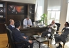 Smart Cities Council Direktörü Philip Bane Genel Müdürlüğümüzü Ziyaret Etti
