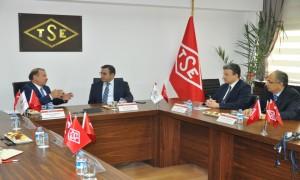 Genel Müdürlüğümüze, Türk Standartları Enstitüsü tarafından TSE TS-ISO-IEC-27001 Bilgi Güvenliği Yönetim Sistemi Belgesi verildi.