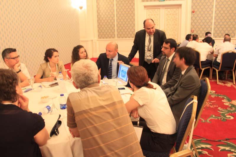 3 Boyutlu Kent Veri Modeli Çalıştayı Gerçekleştirildi
