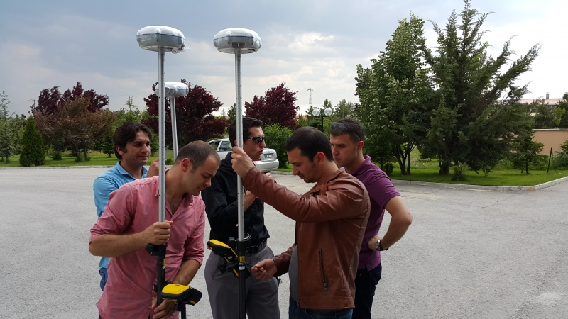Precision Positioning Devices are distributed to Environment and Urbanisation Provincial Administrations