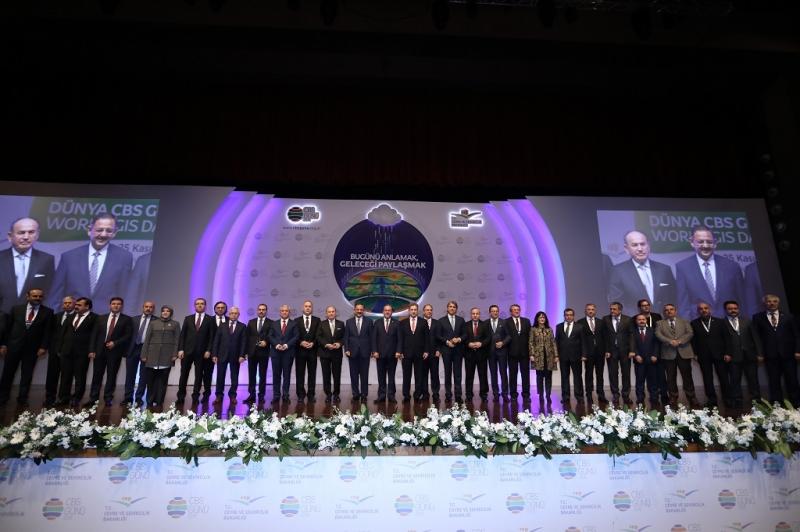 Dünya CBS Günü 2016 - Açılış