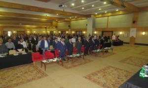 ÇED Uygulamaları ve Stratejik Çevresel Değerlendirme (SÇD) Eğitimi Antalya'da Gerçekleştirilmiştir.