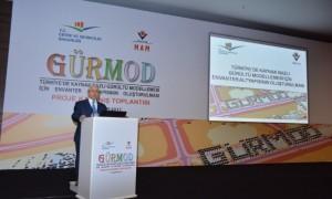 Türkiye'de Kaynak Bazlı Gürültü Modellemesi İçin Envanter Altyapısının Oluşturulması Projesi Kapanış Toplantısı Sayın Müsteşarımız Prof. Dr. Mustafa Öztürk'ün Katılımıyla Gerçekleştirildi