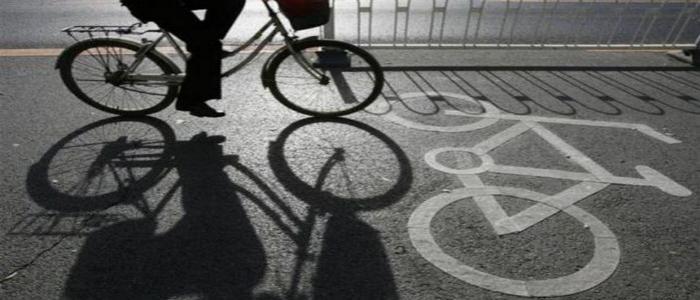 Bisiklet yollarını destekliyoruz