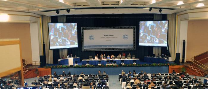 İklim Değişikliği Müzakereleri kapsamında Bonn Toplantısı gerçekleştirildi