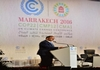 Bakan Özhaseki, COP22 Genel Kurul Toplantısı'nda Konuştu